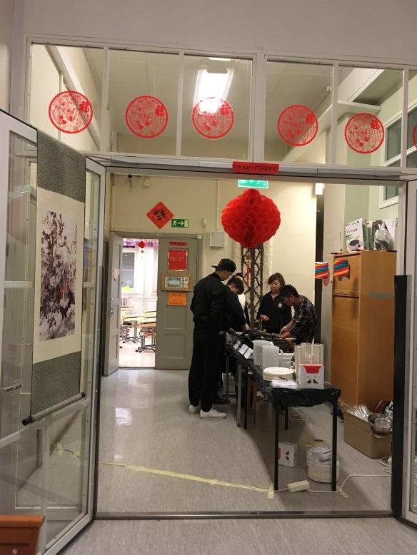 Pikku-Pekingissä tarjoiltiin makupaloja Kiinasta.